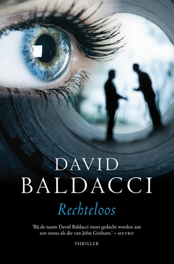 Rechteloos ebook by David Baldacci