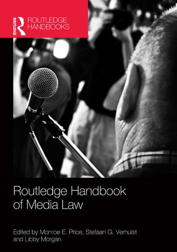 Routledge Handbook of Media Law ebook by