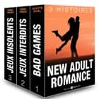 New Adult Romance, 3 Histoires ebook by Juliette Duval, Emma M. Green