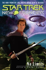 Star Trek: New Frontier: No Limits Anthology ebook by Peter David
