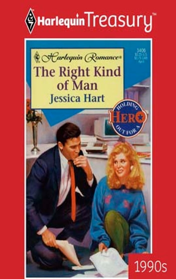 The Right Kind of Man ebook by Jessica Hart