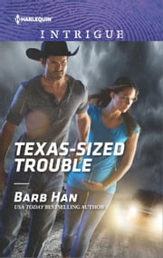 Texas-Sized Trouble ebook by Barb Han