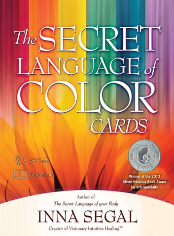 The Secret Language of Color eBook eBook by Inna Segal