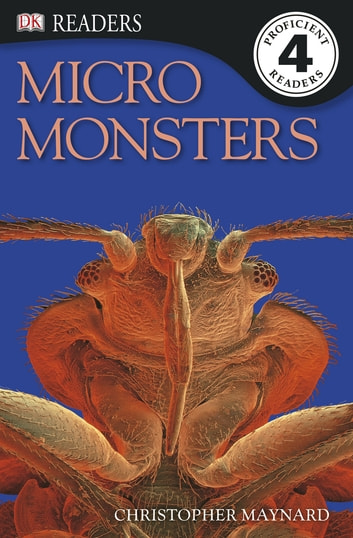 Micro Monsters ebook by Christopher Maynard,DK