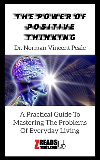 The Power Of Positive Thinking Ebook By Dr Norman Vincent Peale