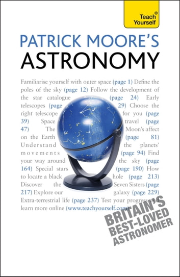 Patrick Moore's Astronomy: Teach Yourself ebook by Patrick Moore