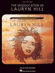 The Miseducation of Lauryn Hill (Songbook) ebook by Lauryn Hill
