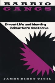 Barrio Gangs - Street Life and Identity in Southern California ebook by James Diego Vigil
