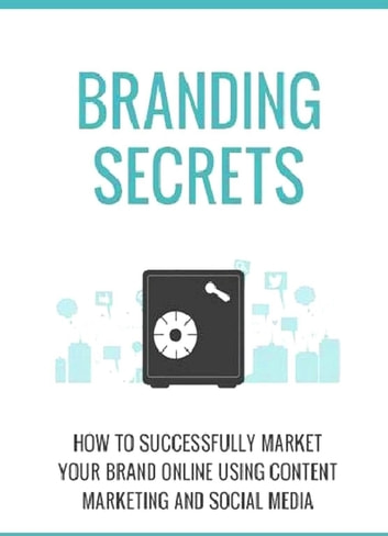 Branding Secrets ebook by SoftTech
