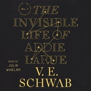 The Invisible Life of Addie LaRue audiobook by V. E. Schwab