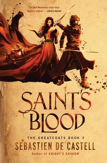 Saint's Blood ebook by Sebastien de Castell