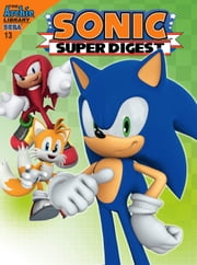 Sonic Super Digest #13 ebook by Sonic Scribes