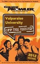 Valparaiso University 2012 ebook by Amber Will