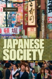 An Introduction to Japanese Society ebook by Yoshio Sugimoto