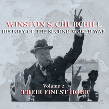 Their Finest Hour audiobook by Winston Churchill