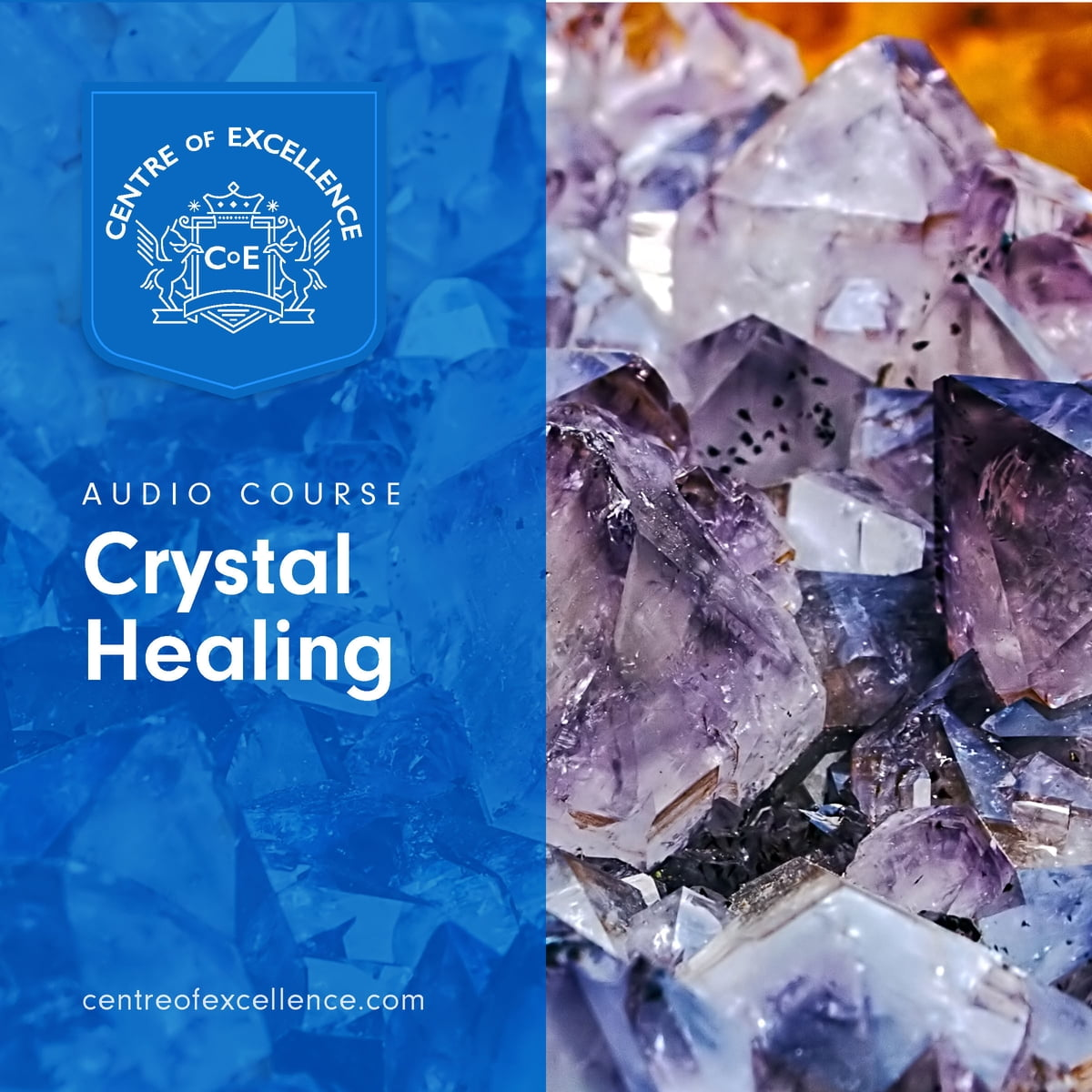 Crystal Healing audiobook by Centre of Excellence - Rakuten Kobo