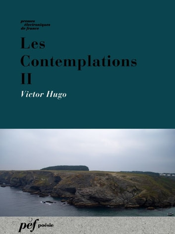 Les Contemplations II eBook by Hugo Victor