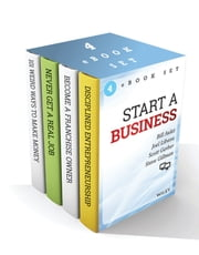 Start Up a Business Digital Book Set ebook by Bill Aulet,Joel Libava,Scott Gerber,Steve Gillman