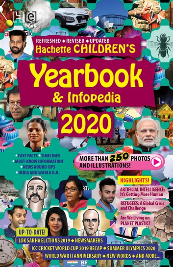 Hachette Childrens Yearbook and Infopedia 2020 eBook by Inhouse