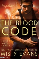 The Blood Code ebook by Misty Evans