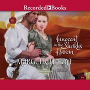 Innocent in the Sheikh's Harem audiobook by Marguerite Kaye