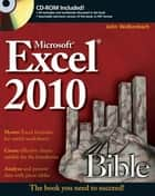 Excel 2010 Bible eBook von John Walkenbach