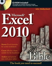 Excel 2010 Bible ebook by John Walkenbach