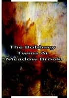 The Bobbsey Twins At Meadow Brook ebook by Laura Lee Hope