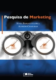 PESQUISA DE MARKETING ebook by STAEL BARQUETTE,ALFREDO CHAOUBAH
