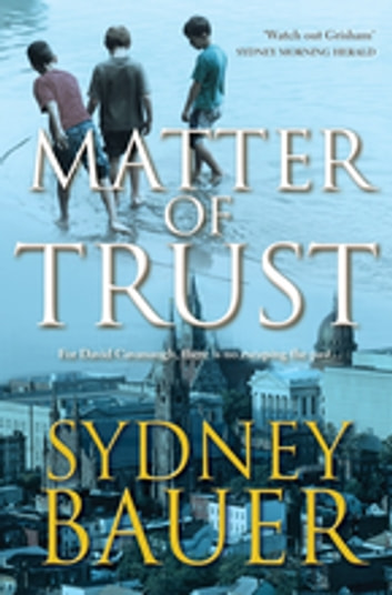 Matter of Trust ebook by Sydney Bauer