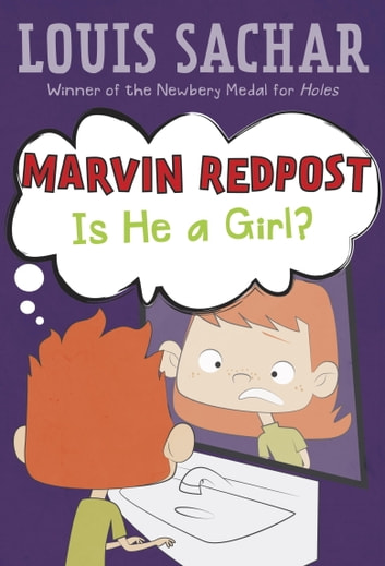 Marvin Redpost #3: Is He a Girl? ebook by Louis Sachar