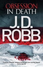 Obsession in Death - 40 ebook by J. D. Robb
