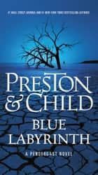 Blue Labyrinth ebook by Douglas Preston,Lincoln Child