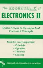 Electronics II Essentials ebook by The Editors of REA