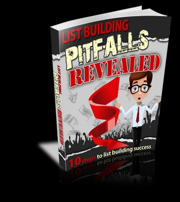 List Building Pitfalls Revealed - 10 to List Building Success ebook by Sven Hyltén-Cavallius