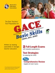 Georgia GACE Basic Skills ebook by Susan Franks,Judith Robbins