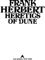 Heretics of Dune ebook by Frank Herbert