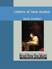 Letters Of Jane Austen ebook by Jane Austen