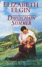 Daisychain Summer ebook by Elizabeth Elgin