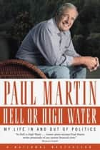 Hell or High Water ebook by Paul Martin