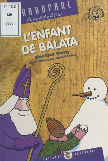 L'Enfant de Balata ebook by Monique Ponty