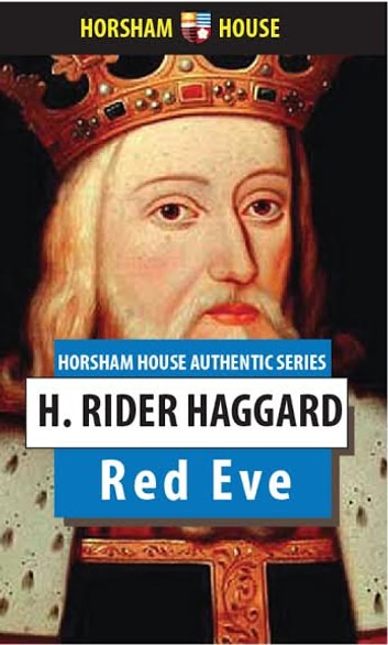 Red Eve eBook by H. Rider Haggard