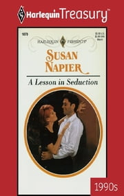 A Lesson in Seduction ebook by Susan Napier