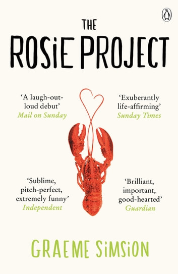 The Rosie Project ekitaplar by Graeme Simsion