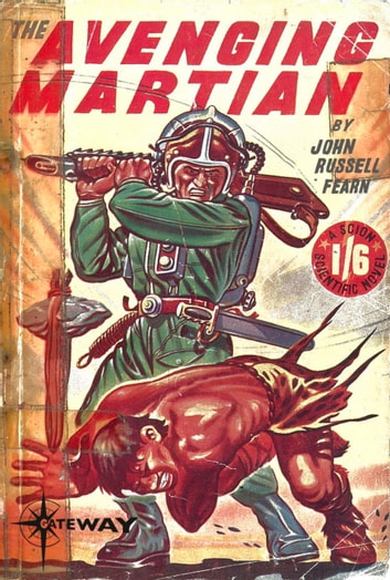 The Avenging Martian ebook by John Russell Fearn,Vargo Statten