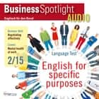 Business-Englisch lernen Audio - Effektiv verhandeln - Business Spotlight Audio 2/2015 - Negotiating effectively audiobook by