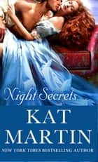 Night Secrets ebook by Kat Martin