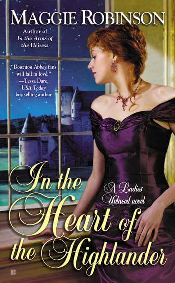 In the Heart of the Highlander ebook by Maggie Robinson