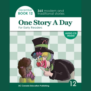 One Story A Day for Early Readers Book 12 audiobook by Leonard Judge,Scott Paterson