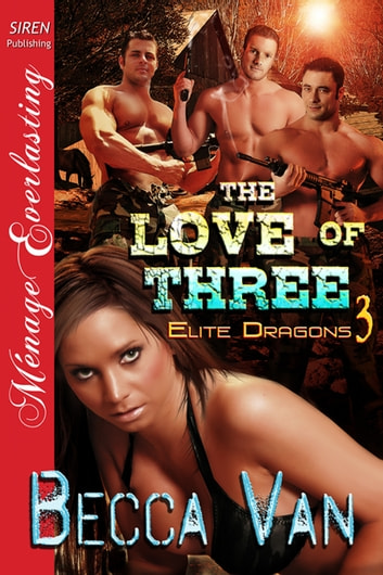 The Love of Three ebook by Becca Van